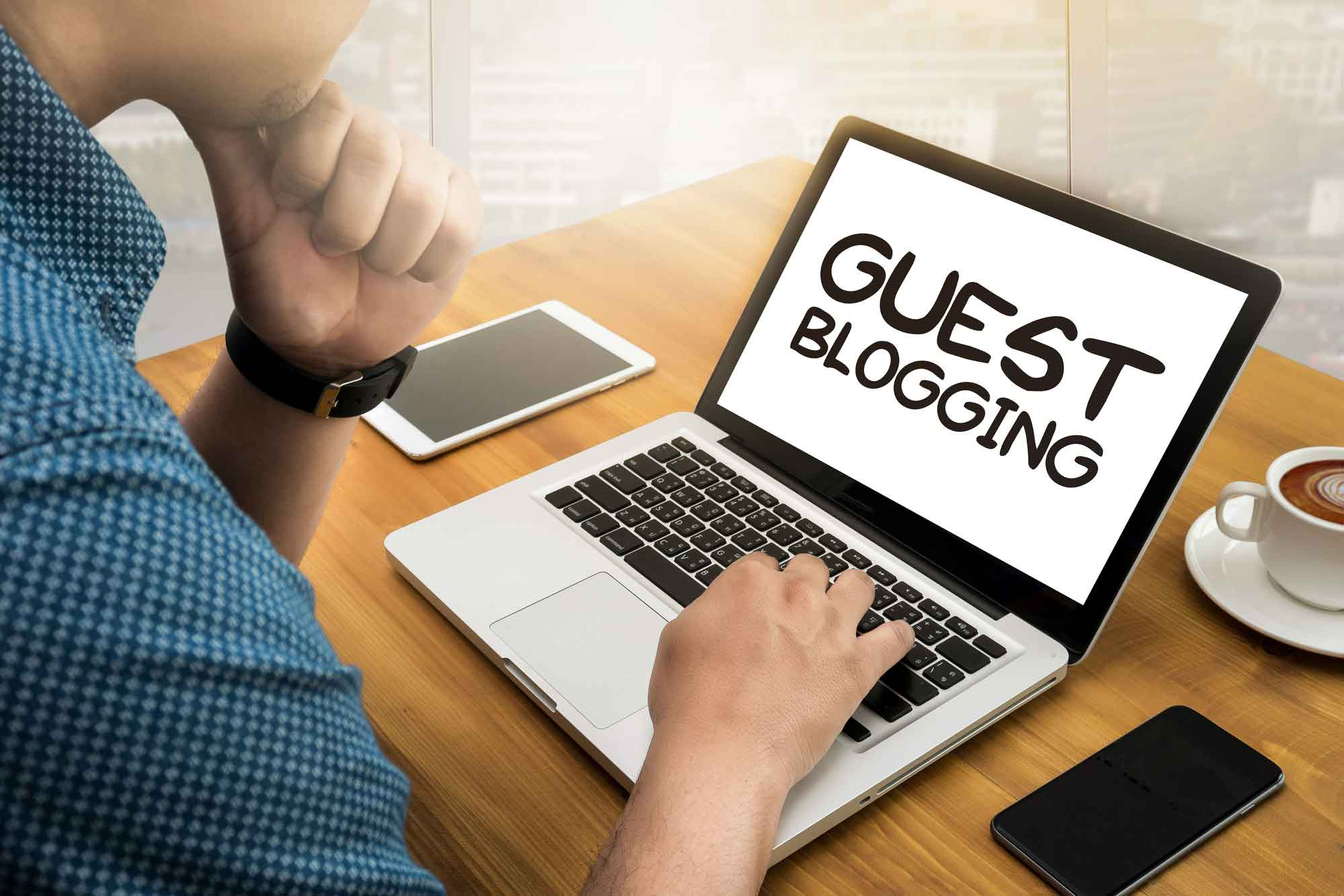Guest post for increase traffic to website