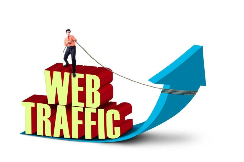 TrafficDom tips how to increase website traffic