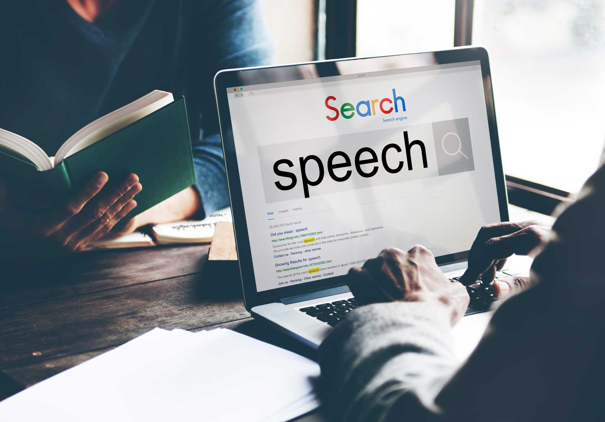 TrafficDom How voice search works