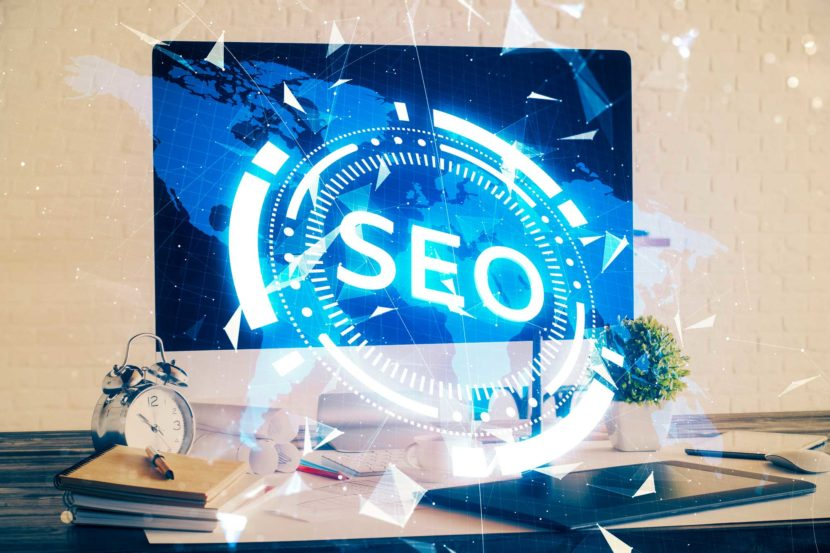 Search engine optimization prefer written content